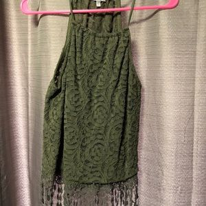 Charlotte Russe tank top! Never worn!